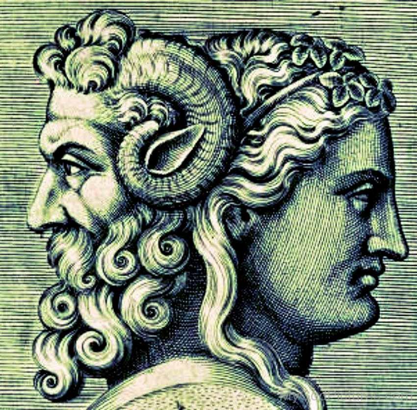Tháng giêng vị thần gác cửa của năm - 12