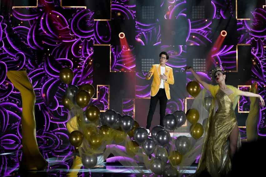 Nhiều nghệ sĩ rap xuất hiện trong Gala Nhạc Việt số 15 - 1