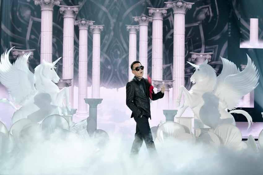 Nhiều nghệ sĩ rap xuất hiện trong Gala Nhạc Việt số 15 - 2