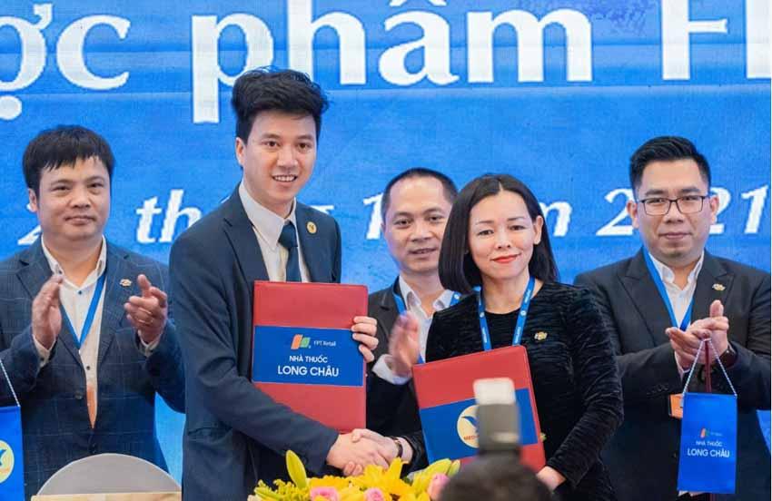 Nhà thuốc FPT Long Châu hợp tác chiến lược với MED Group - 2