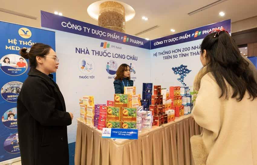 Nhà thuốc FPT Long Châu hợp tác chiến lược với MED Group - 3