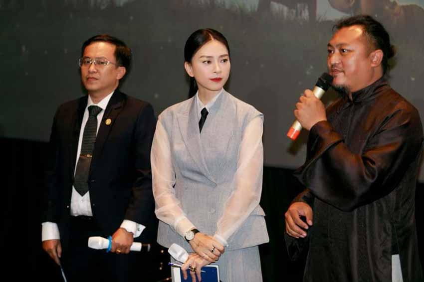Ngô Thanh Vân mong muốn phim 'Trạng Tí' sẽ đến với khán giả một cách thuận lợi - 2