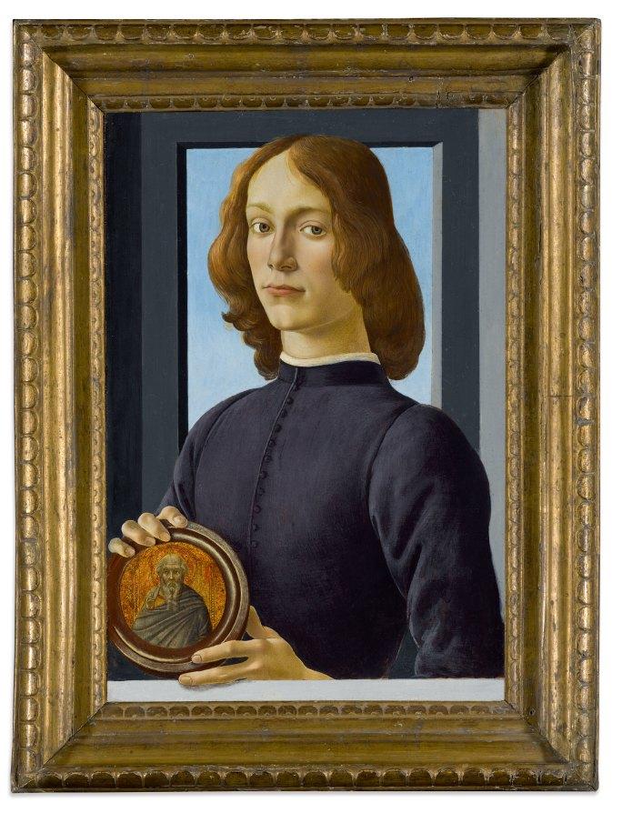 Kiệt tác của danh họa Botticelli được bán với giá hơn 92 triệu USD - 3
