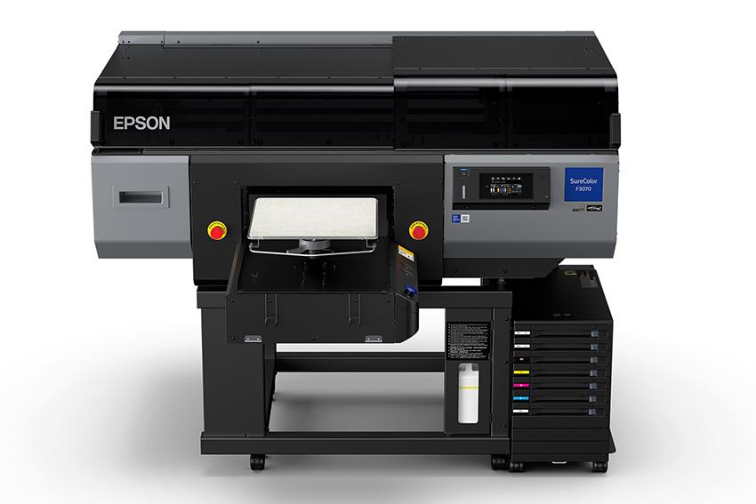 Epson ra mắt máy in phun trực tiếp lên áo - 2