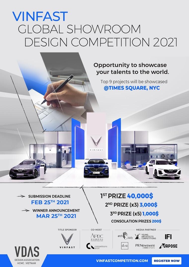 Khởi động cuộc thi thiết kế showroom VinFast toàn cầu - 03