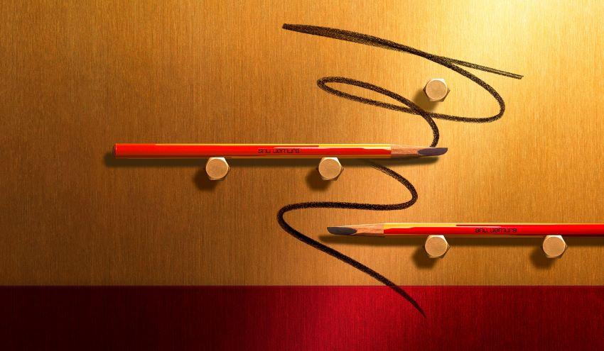 Shu uemura Iron Reds
