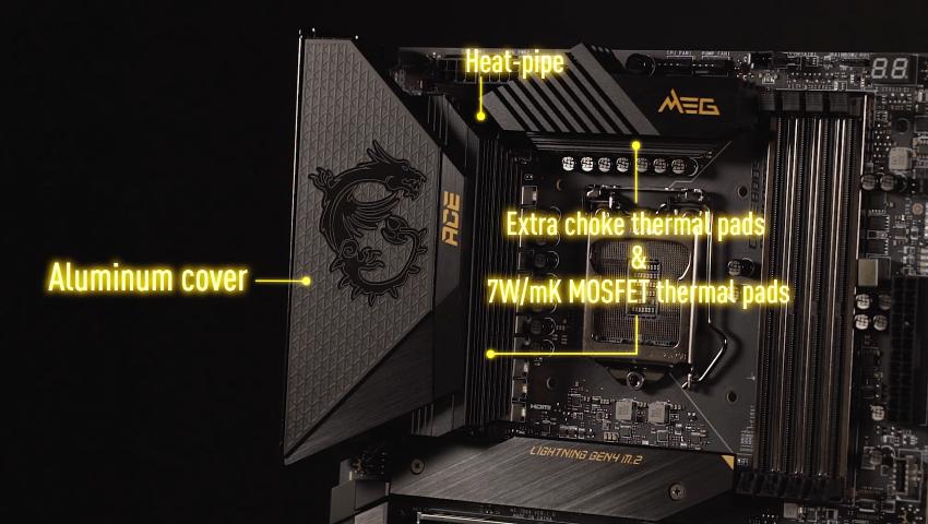 MSI Intel 500 series