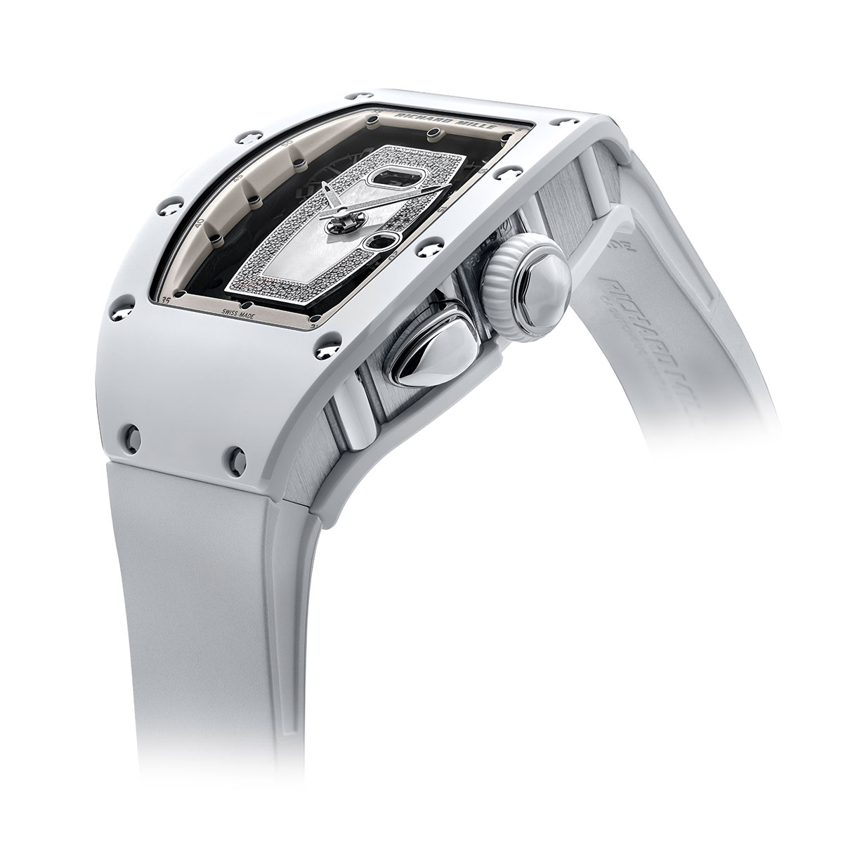 Đồng hồ Richard Mille RM 037 White Ceramic Automatic - 2
