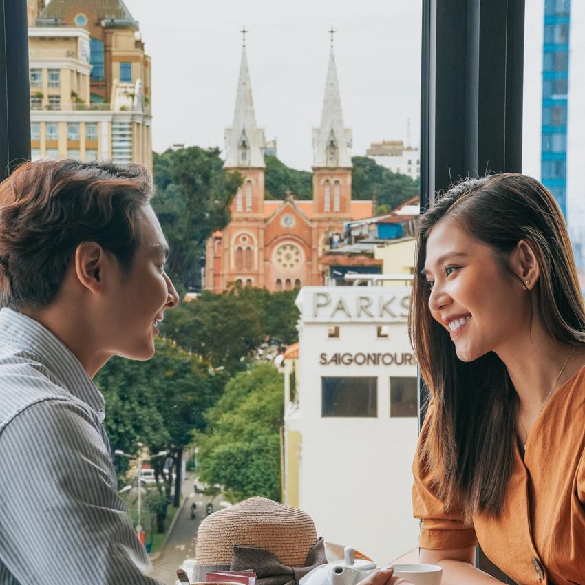 Caravelle Saigon: Các ưu đãi hấp dẫn trong mùa Lễ hội tháng 1/2021 - 2