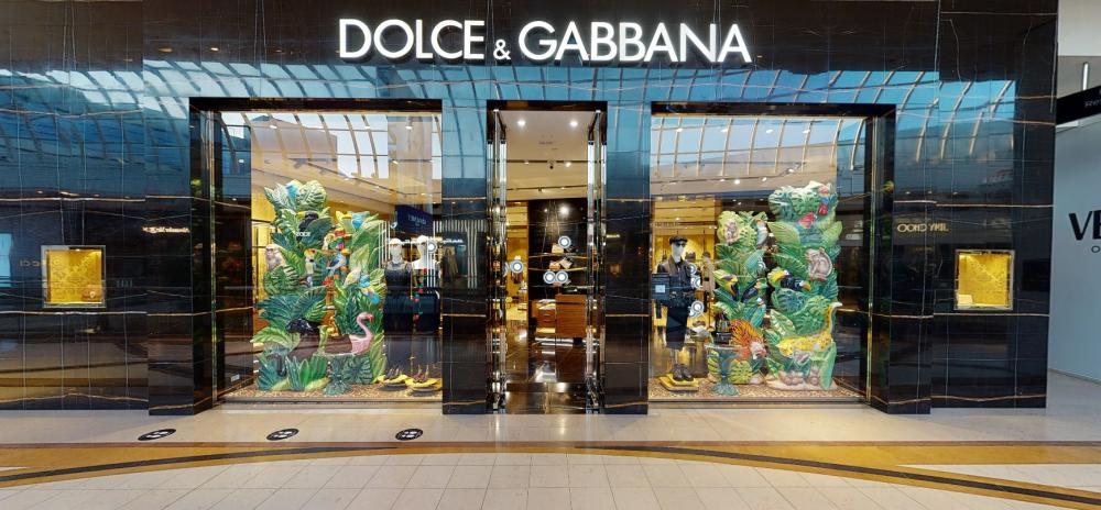 Dolce & Gabbana ra mắt cửa hàng thời trang thực tế ảo - 2