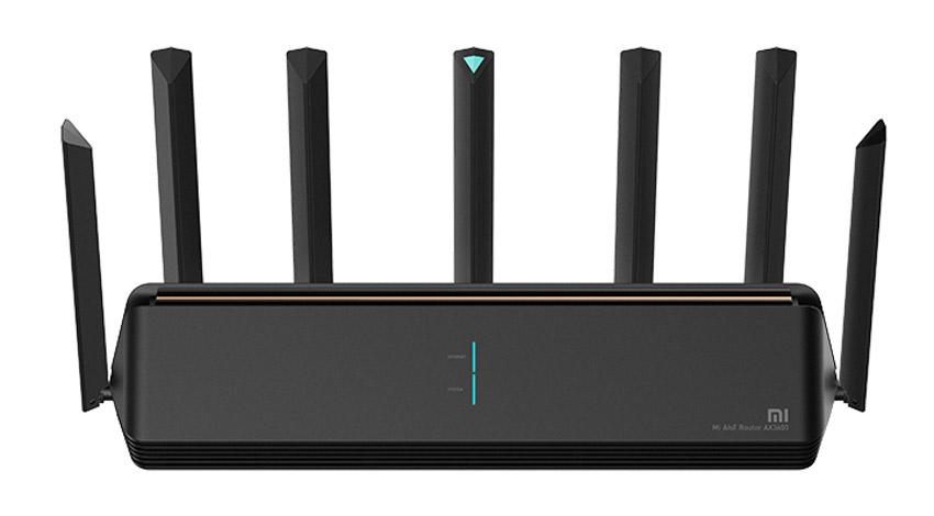Mi AIoT Router AX3600: Router Wi-Fi 6 đầu tiên từ Xiaomi - 1