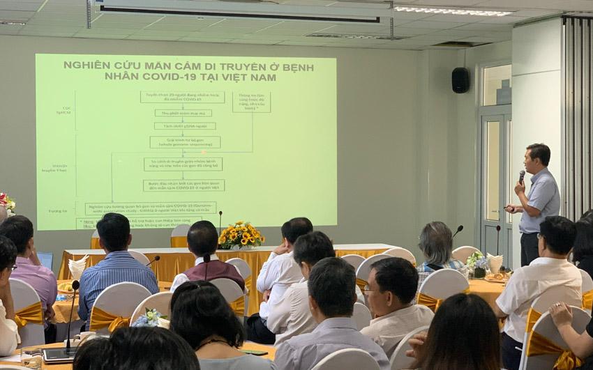 100.000 xét nghiệm gen và giấc mơ cho Việt Nam