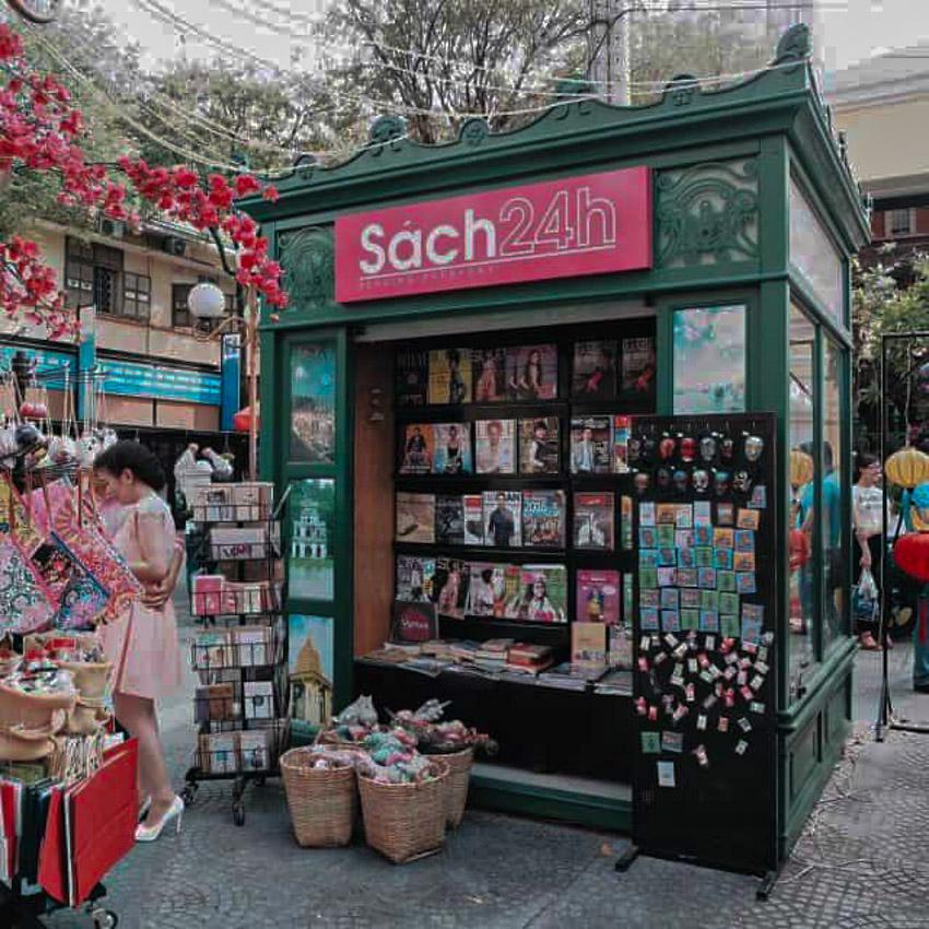 Đường sách, một góc nhỏ rất Sài Gòn-7