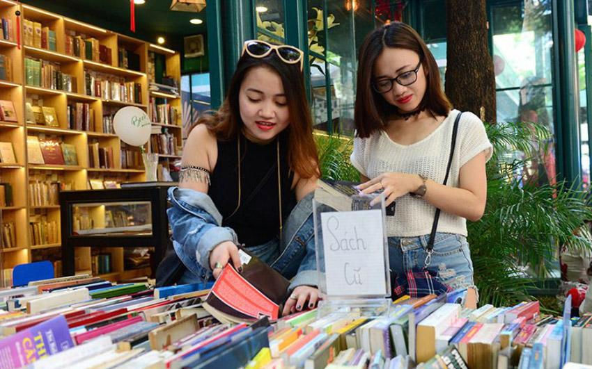 Đường sách, một góc nhỏ rất Sài Gòn-8
