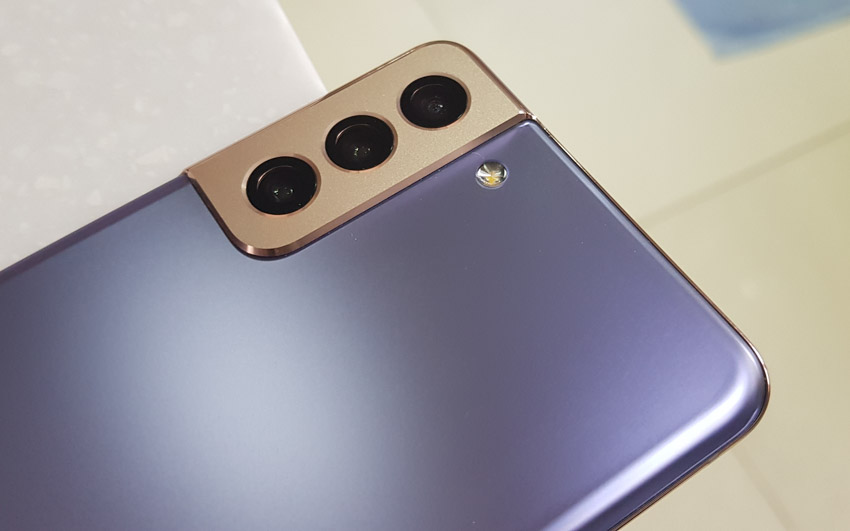 Trên tay Galaxy S21+5G phiên bản màu tím Violet vừa ra mắt tại Việt Nam-4