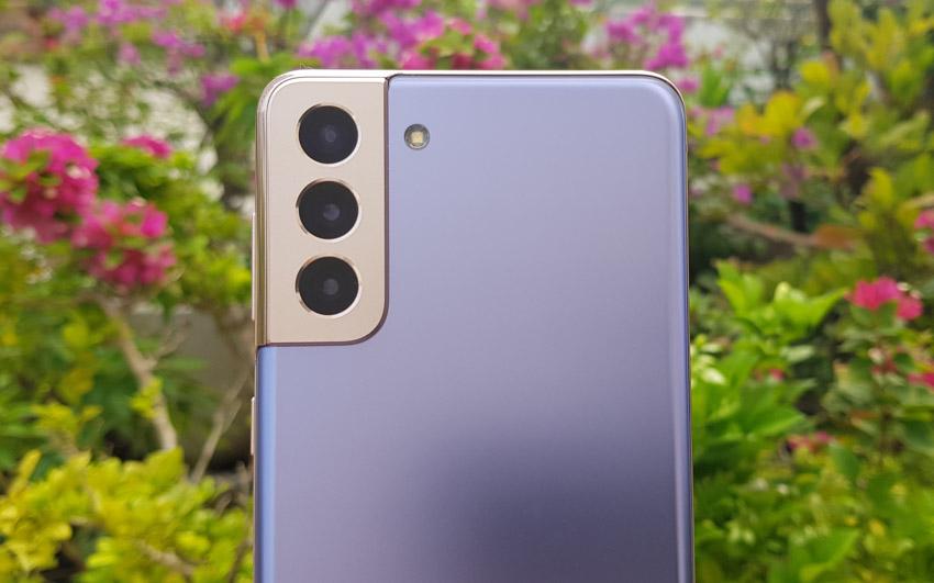 Trên tay Galaxy S21+5G phiên bản màu tím Violet vừa ra mắt tại Việt Nam-5