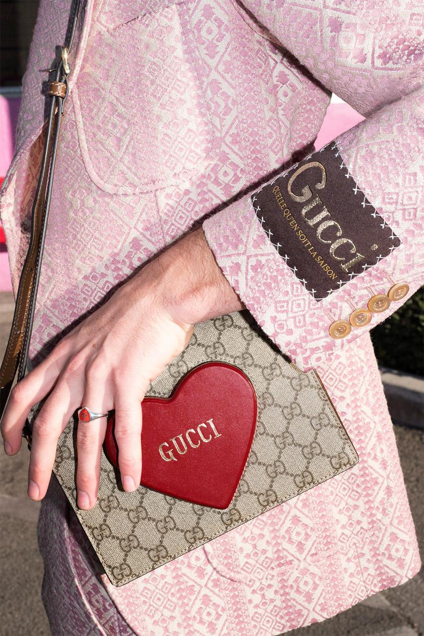 Gucci tung lookbook ngọt ngào, quảng bá bộ sưu tập Capsule trước thềm Valentine - 1