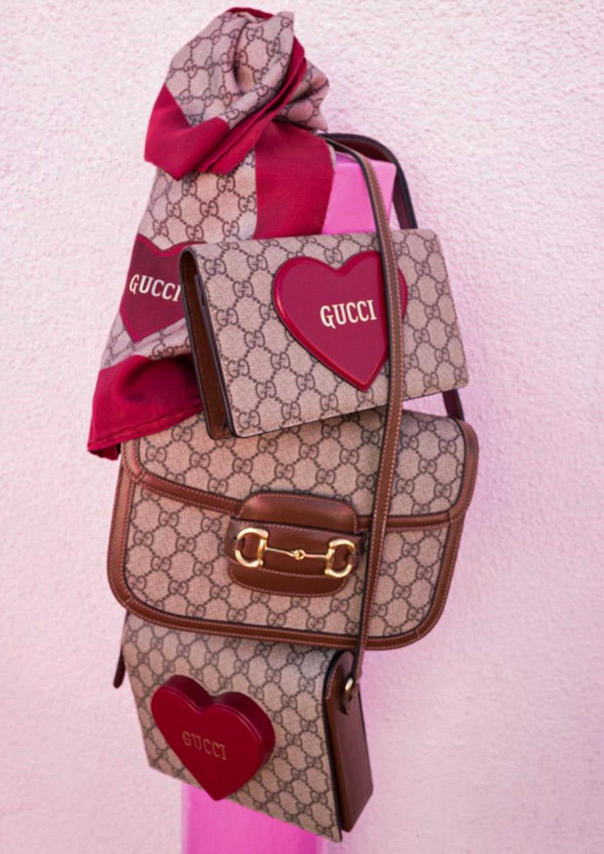 Gucci tung lookbook ngọt ngào, quảng bá bộ sưu tập Capsule trước thềm Valentine - 2