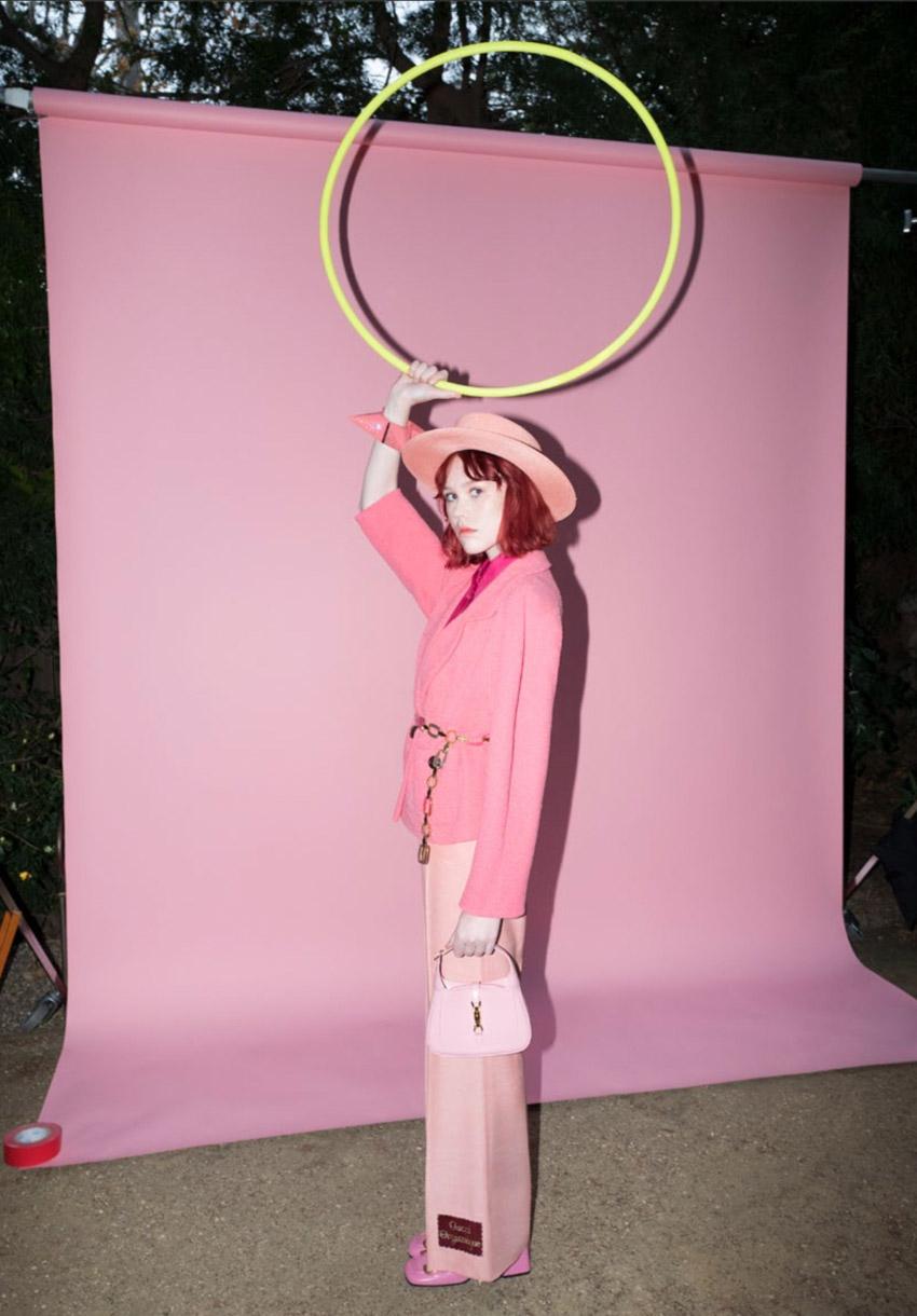 Gucci tung lookbook ngọt ngào, quảng bá bộ sưu tập Capsule trước thềm Valentine - 4