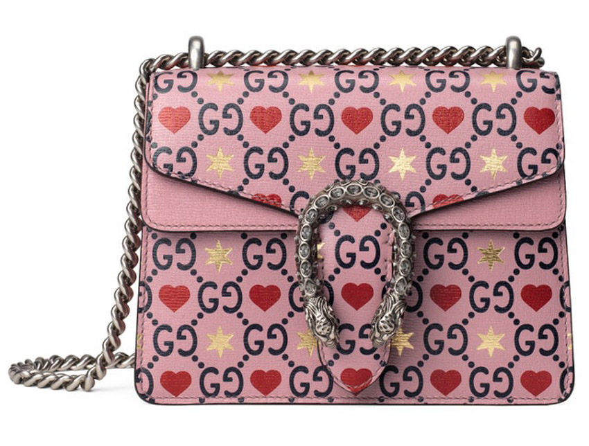 Gucci tung lookbook ngọt ngào, quảng bá bộ sưu tập Capsule trước thềm Valentine - 5