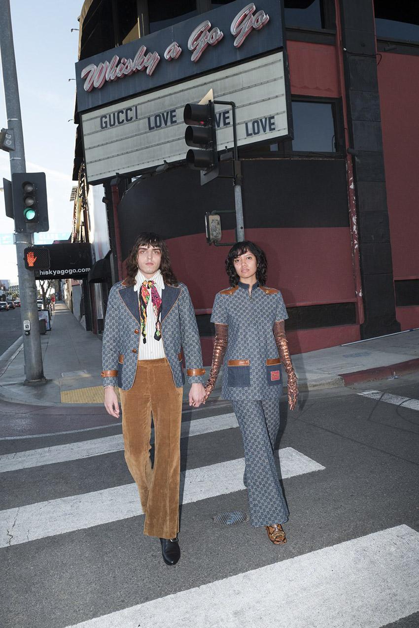 Gucci tung lookbook ngọt ngào, quảng bá bộ sưu tập Capsule trước thềm Valentine - 9