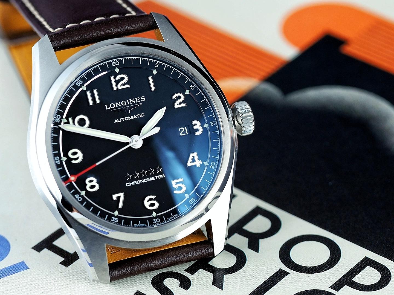 Đồng hồ Longines Spirit tri ân những phi công khám phá bầu trời - 10