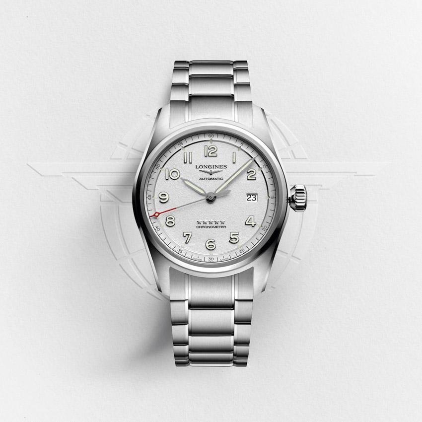 Đồng hồ Longines Spirit tri ân những phi công khám phá bầu trời-6