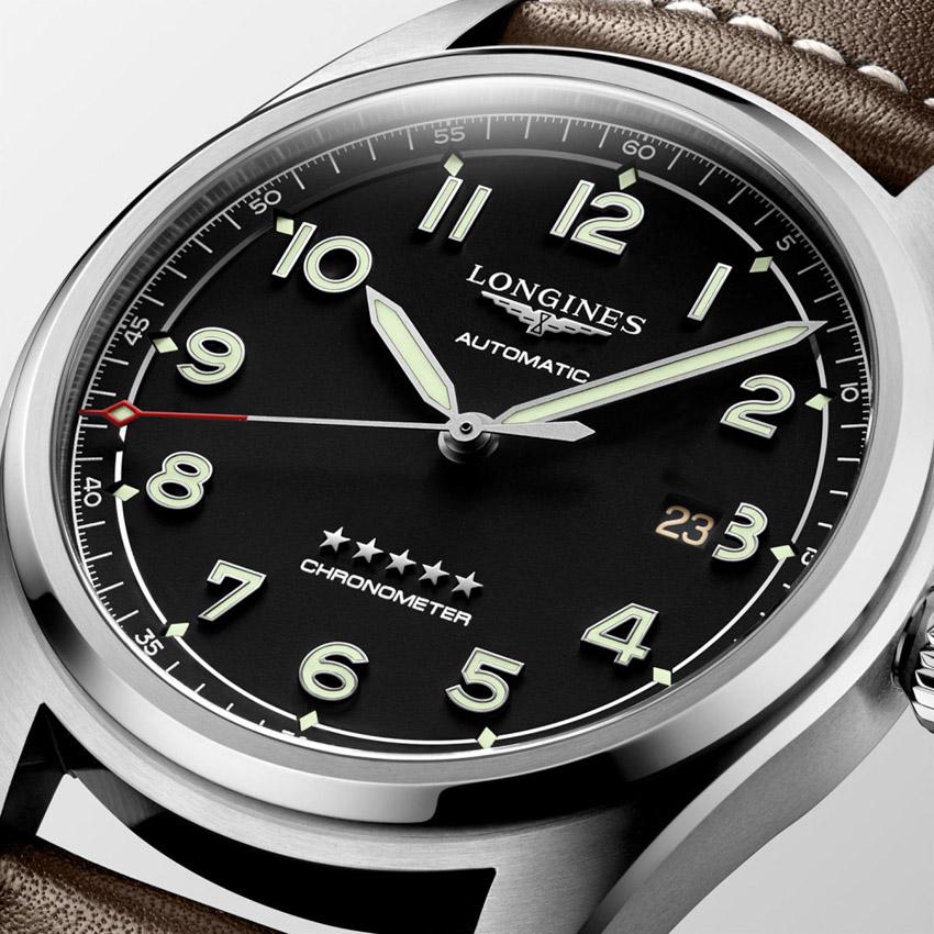 Đồng hồ Longines Spirit tri ân những phi công khám phá bầu trời-8