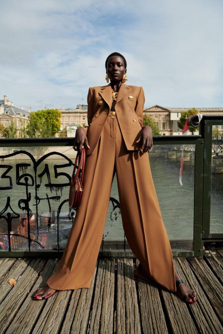 Điểm qua xu hướng thời trang xuân hè 2021 - 10