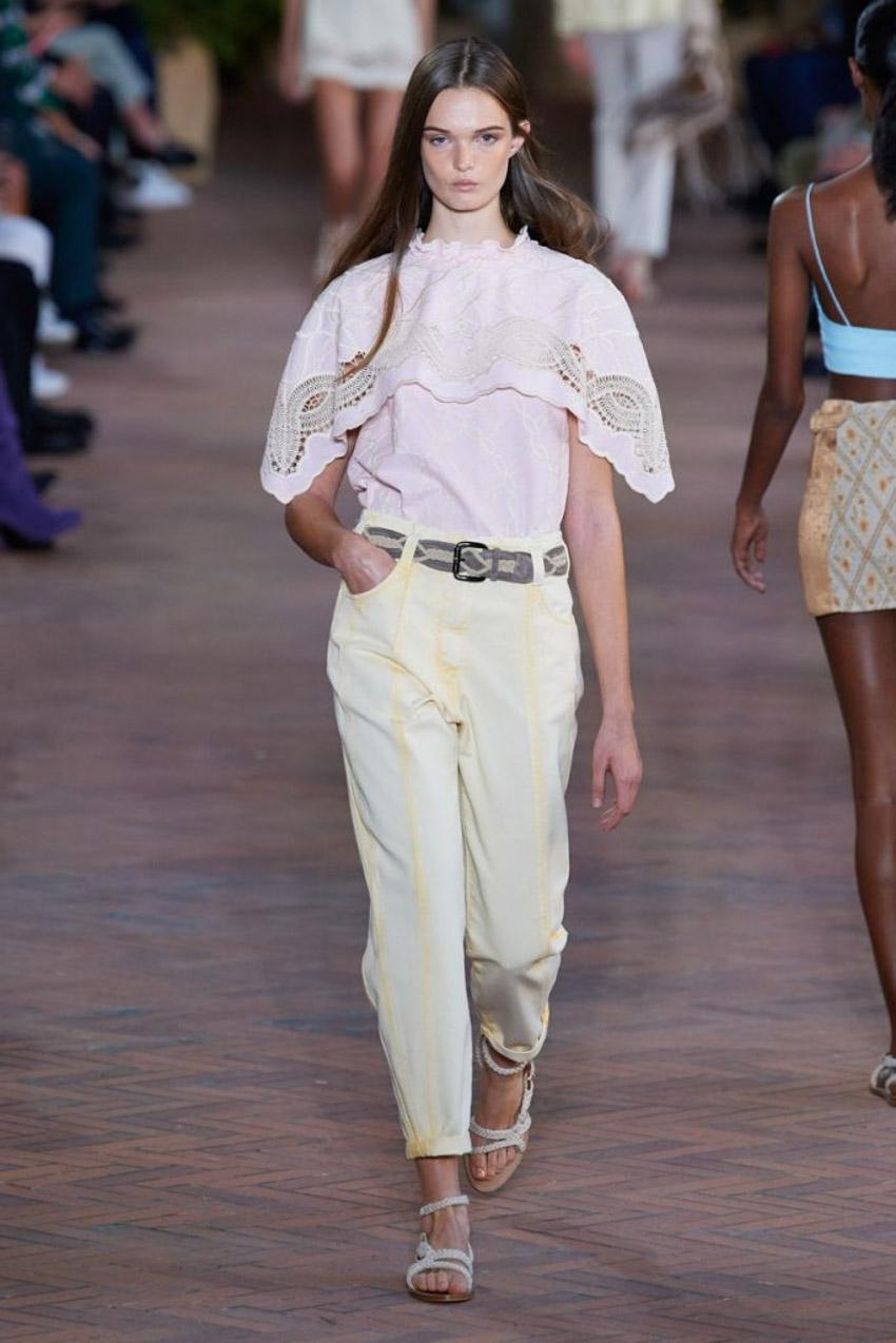 Điểm qua xu hướng thời trang xuân hè 2021 - 13