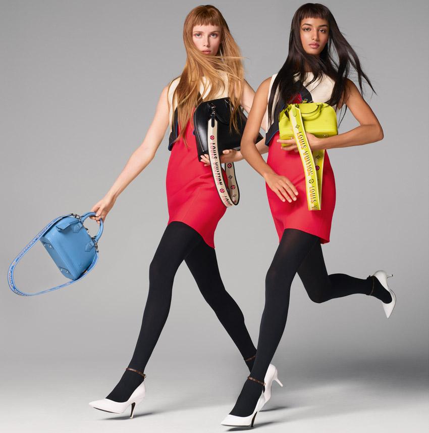 Những chiếc túi Alma đầy màu sắc của Louis Vuitton là thứ nhất định phải có cho mùa xuân - 1