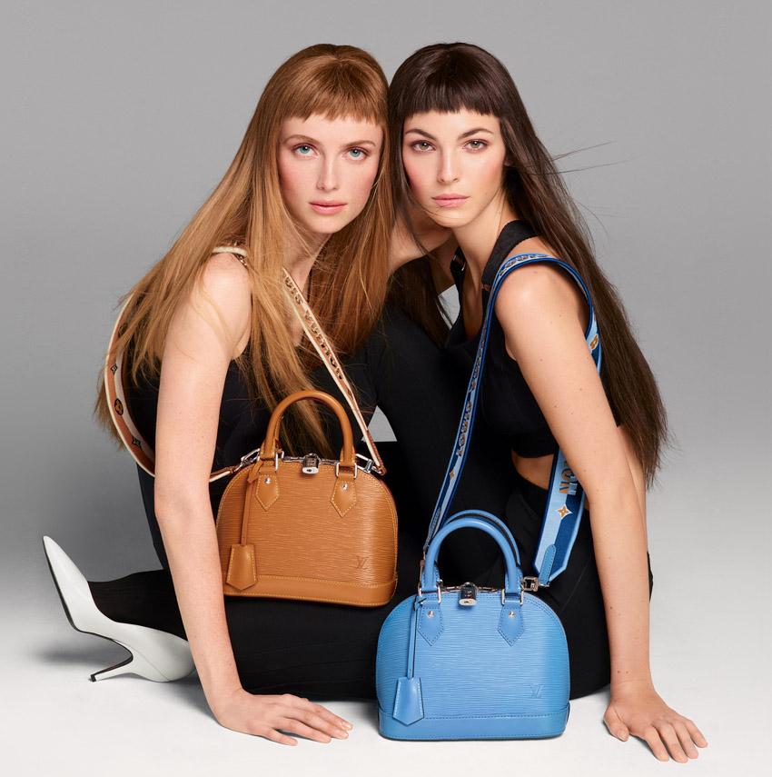 Những chiếc túi Alma đầy màu sắc của Louis Vuitton là thứ nhất định phải có cho mùa xuân - 2