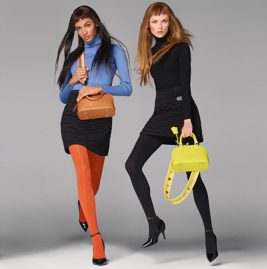Những chiếc túi Alma đầy màu sắc của Louis Vuitton là thứ nhất định phải có cho mùa xuân - 3