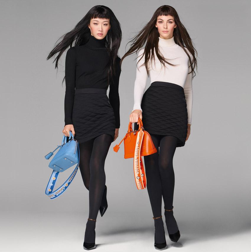 Những chiếc túi Alma đầy màu sắc của Louis Vuitton là thứ nhất định phải có cho mùa xuân - 4