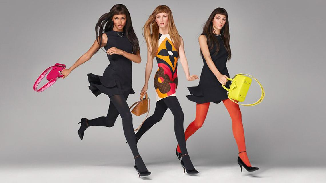 Những chiếc túi Alma đầy màu sắc của Louis Vuitton là thứ nhất định phải có cho mùa xuân - 01