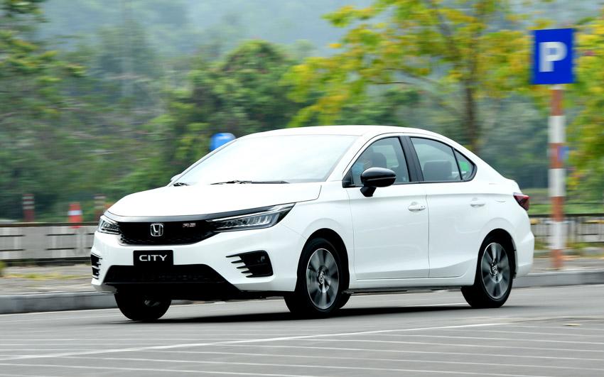 Honda Accord và Honda City giành 4 giải thưởng an toàn ASEAN NCAP-3