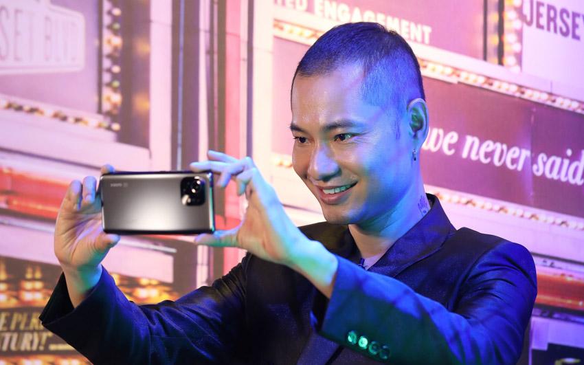 Khách mời Dzũng Yoko đã có một màn demo khả năng chụp ảnh xuất sắc của Mi 11 | 5G