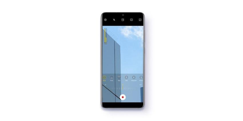 Bản cập nhật của Samsung One UI 3.1-4