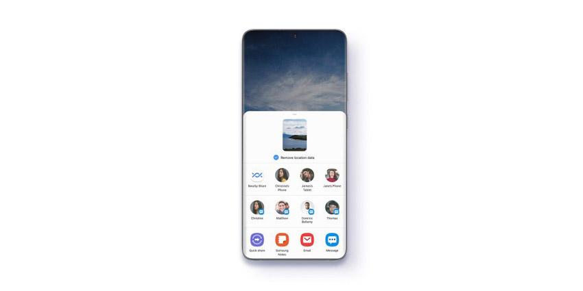 Bản cập nhật của Samsung One UI 3.1-6