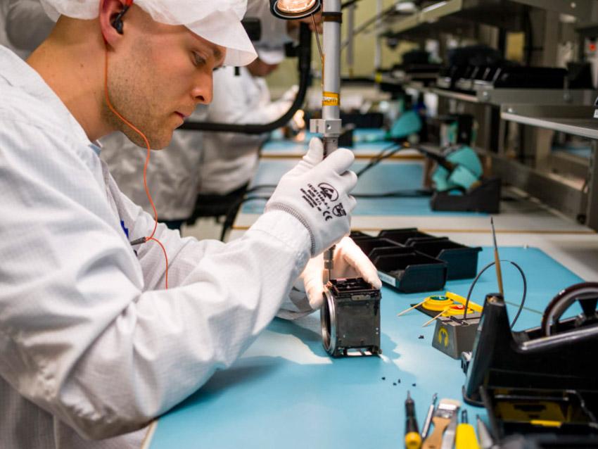 Hasselblad tiết lộ triết lý thiết kế của máy ảnh dòng X - 1