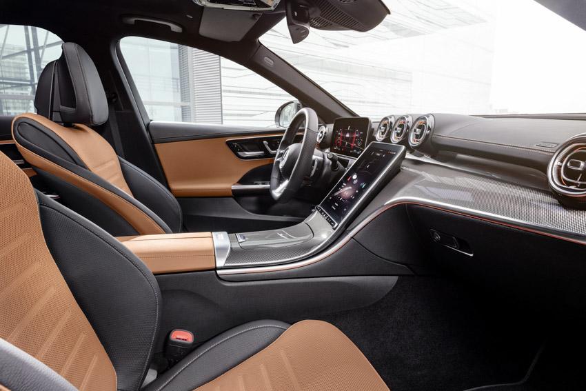 Mercedes-Benz C-Class 2022 chính thức trình làng - 12