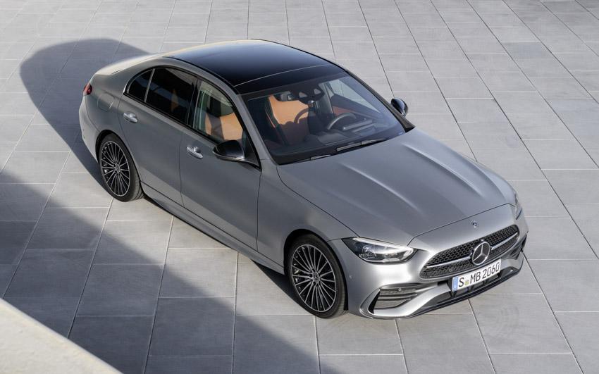 Mercedes-Benz C-Class 2022 chính thức trình làng- 8