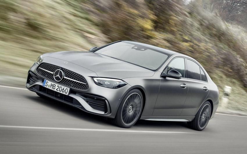 Mercedes-Benz C-Class 2022 chính thức trình làng-23