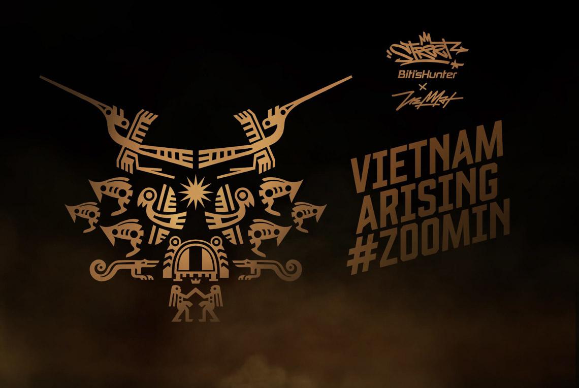 Vietnam Arising - Dragon Arising cảm hứng tự hào tiếp theo từ Biti's Hunter - 1