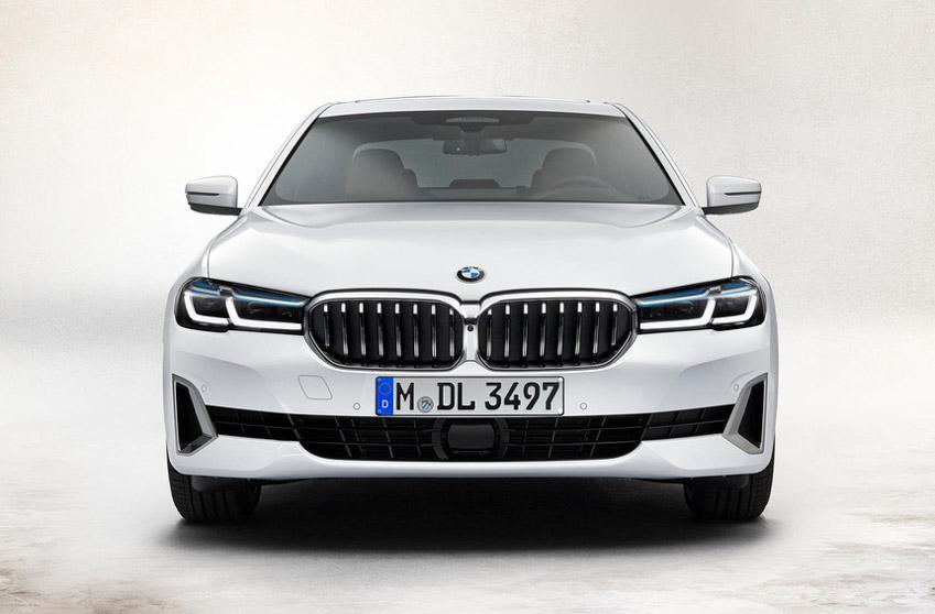 Đánh giá nhanh BMW 5-Series 2021 vừa ra mắt đấu E-Class - 1