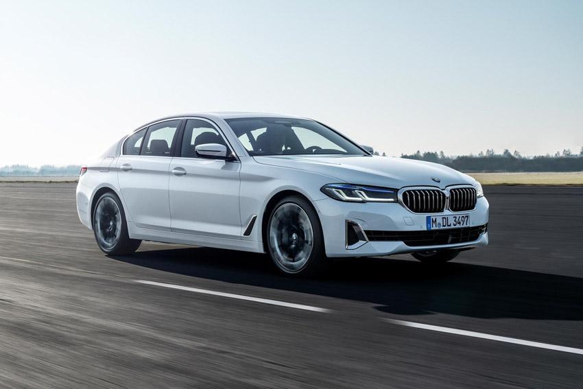 Đánh giá nhanh BMW 5-Series 2021 vừa ra mắt đấu E-Class - 3
