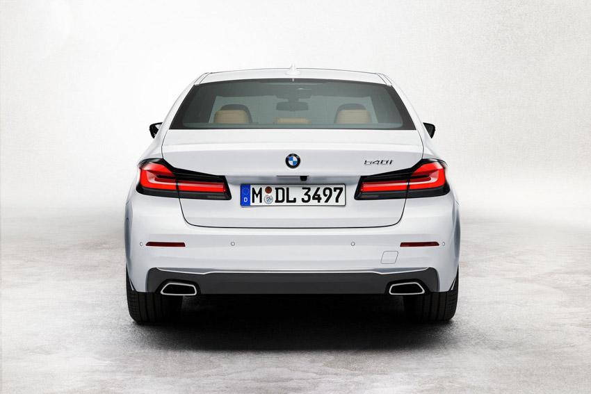 Đánh giá nhanh BMW 5-Series 2021 vừa ra mắt đấu E-Class - 5