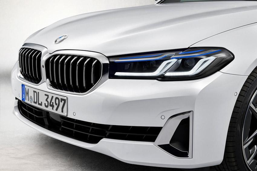 Đánh giá nhanh BMW 5-Series 2021 vừa ra mắt đấu E-Class - 7