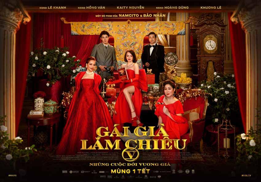 Phim chiếu rạp tháng 2-2021: Lật Mặt 48h, Gái Già Lắm Chiêu cùng loạt phim Việt đang chờ bạn - 3