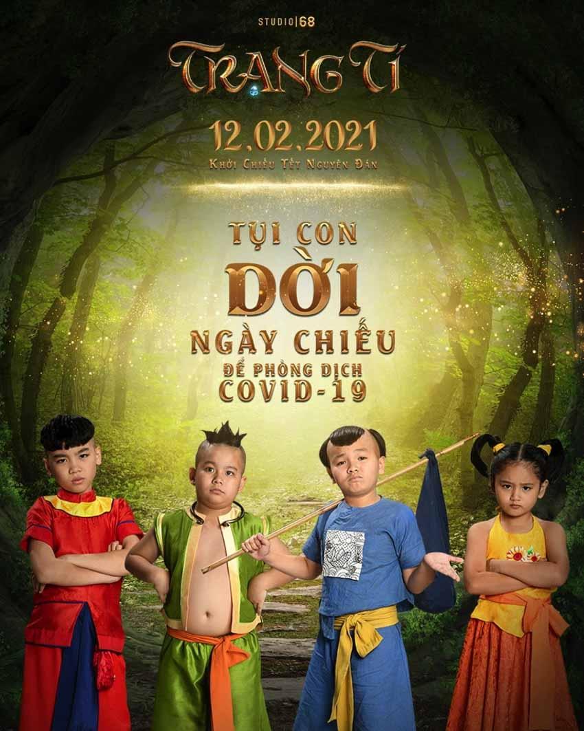 Phim chiếu rạp tháng 2-2021: Lật Mặt 48h, Gái Già Lắm Chiêu cùng loạt phim Việt đang chờ bạn - 9